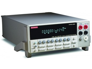 Keithley 2700 - Multimetre - Veri Yakalama - Switch Sistemleri