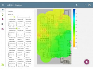 netAlly AirMapper™ Site Survey