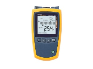Fluke Networks Multifiber PRO - Optik Power Metre ve Fiber Test Seti