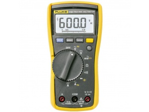 Fluke 115 - True Rms Multimetre (6000 Count)